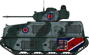 Fortnum P1b Armour Personnel Carrier by AdmiralSerenity