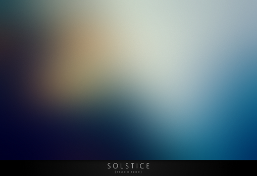 SOLSTICE by iHackr