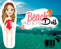 Beach Doll by iRouges