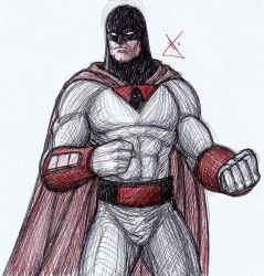 Space Ghost sketch by RodWolf