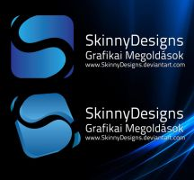 Logotype of SkinnyDesigns by SkinnyDesigns