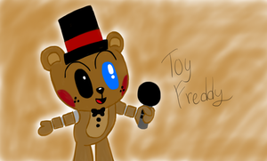 Toy Freddy by Riyana2