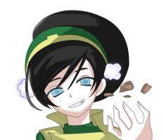 Toph by HaxGodJet
