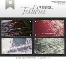 Textures - Paintstrokes by OftheCrucified