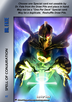 Dr. Fate Special - Spell Of Conjuration by overpower-3rd