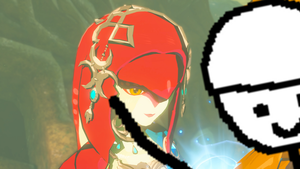 The Epic Battle Between Denly and Mipha (NSFW) by denly1990