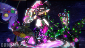 Octo Callie by EpicFastHedgehog