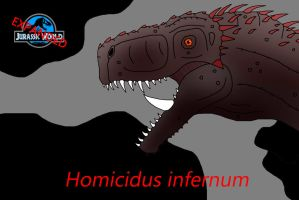 Hybrid Files: Homicidus by PaleoCheckers