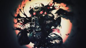 KILLZONE 3 Wallpaper 1080P by ComedyInK