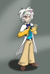 Favorite Character: Dr. Two Brains by Bunderful