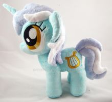 Lyra Heartstrings 13in Filly Plush by TheHarley