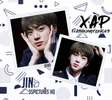 Photopack 1959 // Jin (BTS) by xAsianPhotopacks
