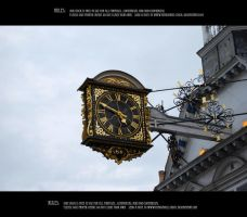 English clock 2 by Mithgariel-stock