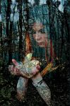 Ghost of the Forest by Ealin