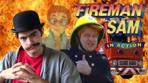 Fireman Sam In Action by JeffreyKitsch