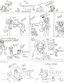 The Randomness Show Numbah 1 by ukepile