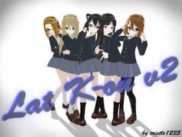 Lat K-on pack +DOWNLOAD by cristle1235