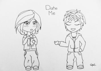 Date me... by suraZcat