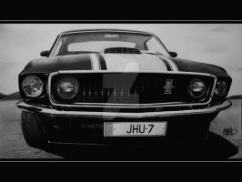 Mustang by VictoR38
