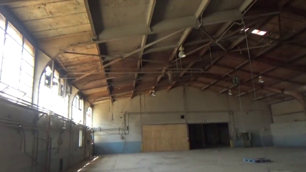 Abandoned Southside School-gym-14 by Prof-Mrs-TheDoctor