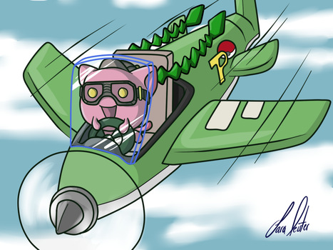 Nosedive! by Shiion90