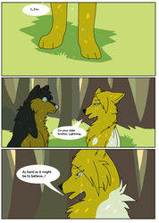 Wolf's Destiny-Page 70 by Itrakat