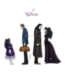 Quacks-PennyDreadful Crossover - Soon by RedPassion
