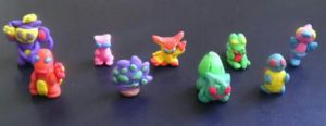 Pokemon clay by mayfirerose