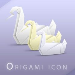 Origami icon by Chozo-MJ