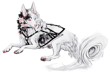 Adopt: Miss Strange (CLOSED) by Snow-Body