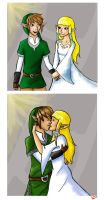 Skyward Sword Finale by Tetra-Zelda