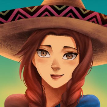 Mexican Girl by gin-1994
