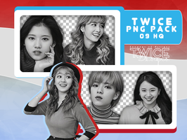 TWICE PNG PACK #1 by TwiceDesigns