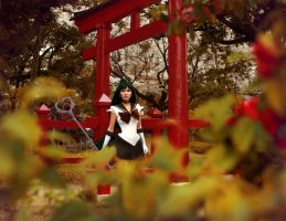 Sailor Pluto cosplay - BOPOTA by foux86