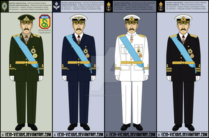 Brazilian Armed Forces - The Emperor by Cid-Vicious