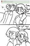 Ask Ash and Pregnant Serena 3 by MyDoggyCatMadi