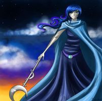 Luna - I bring the night by Tao-mell