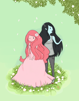 Bubbline by GustyBow