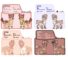 Doggo adopt batch 5 (Open) by PlaantAdopts