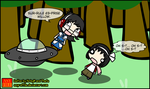 Daily Life - Ashley and Male!Willow by AsyrafFile
