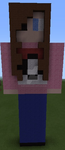ME IN MINECRAF by Trupokemon
