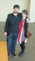 MAGfest 2013 - Meeting JonTron by LadyduLac