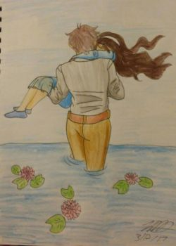 the finale goodbye by Bella-Who-1