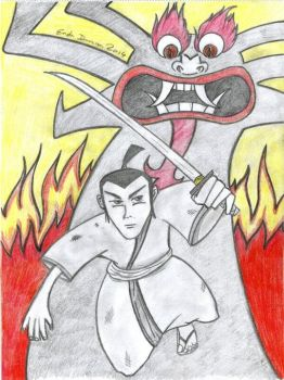 Samurai Jack by Ifrit62