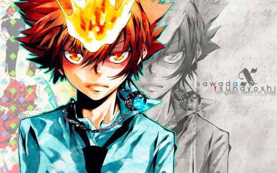 X Vongola's Family by Lenesset