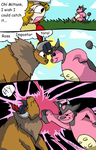 HG Nuzlocke : 135 by SaintsSister47