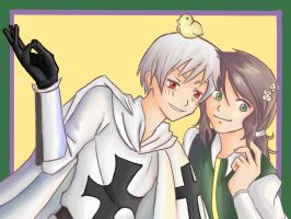 Prussia x Hungary by Helenae-Cat