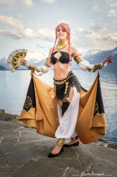 Performing Arts Olivia - Cosplay Fire Emblem by Tinu-viel
