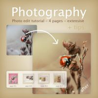 Photography edit tutorial II by meganjoy