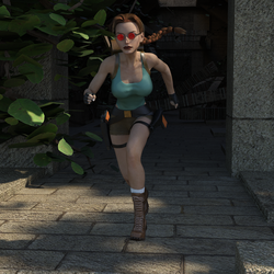 Classic Raider 6 by tombraider4ever